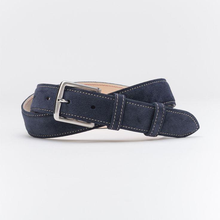 #ceinture #cuir #bleu #blue #velours #madeinitaly #madeinfrance #luxe #atelierparticulier