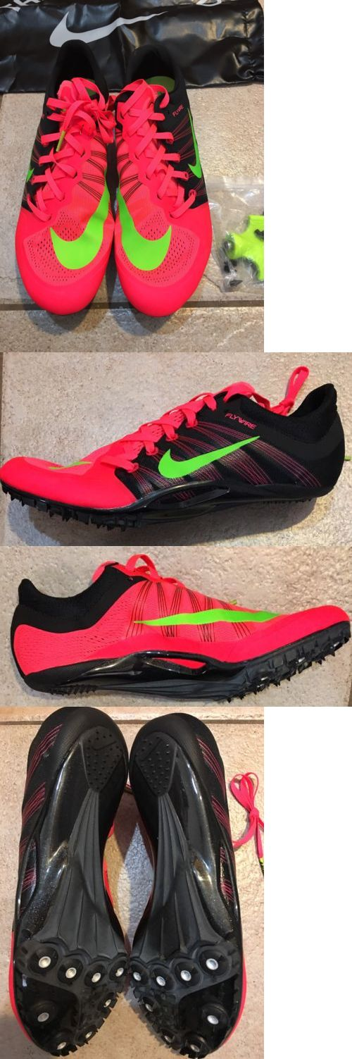 Track and Field 106981: New Nike Zoom Ja Fly 2 Track And Field Spikes Shoes Mens Size 8.5 Women S 10 -> BUY IT NOW ONLY: $59.99 on eBay!
