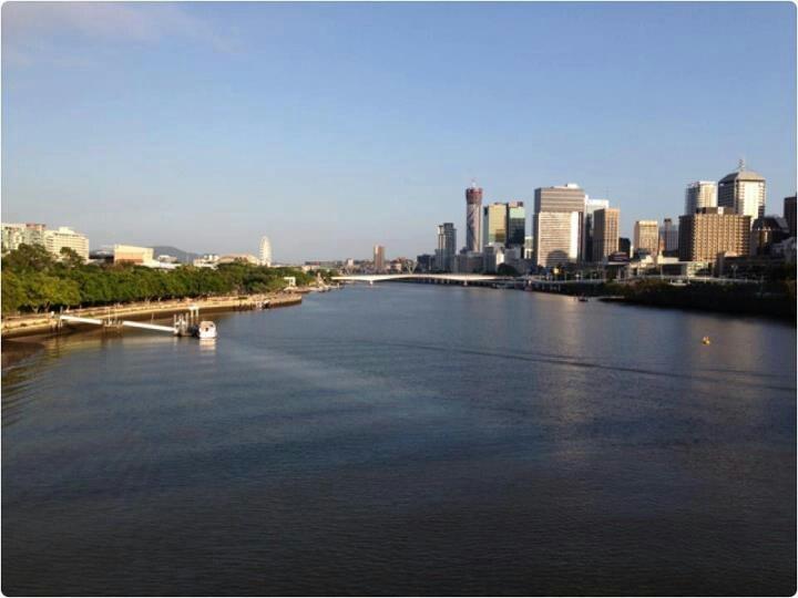 Brisbane Australia- Resolution Run
