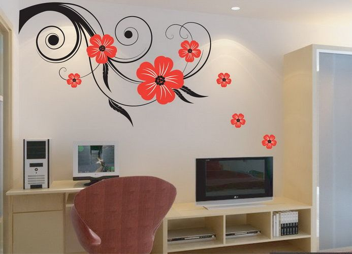 Decorative Wall Stickers 163 best wall decor ideas images on pinterest | home decor, diy