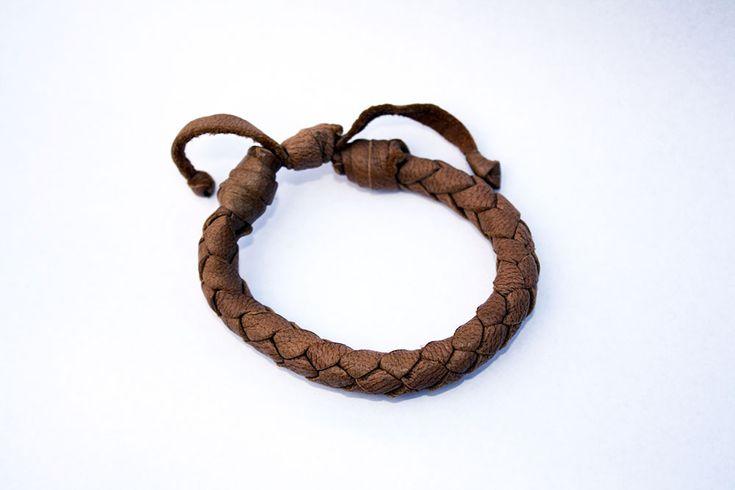 Bawean Weave Bracelet from www.kurakura.co.za