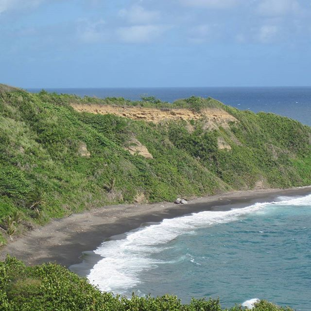 17 best images about cruises on pinterest carnivals for Black sand beach caribbean