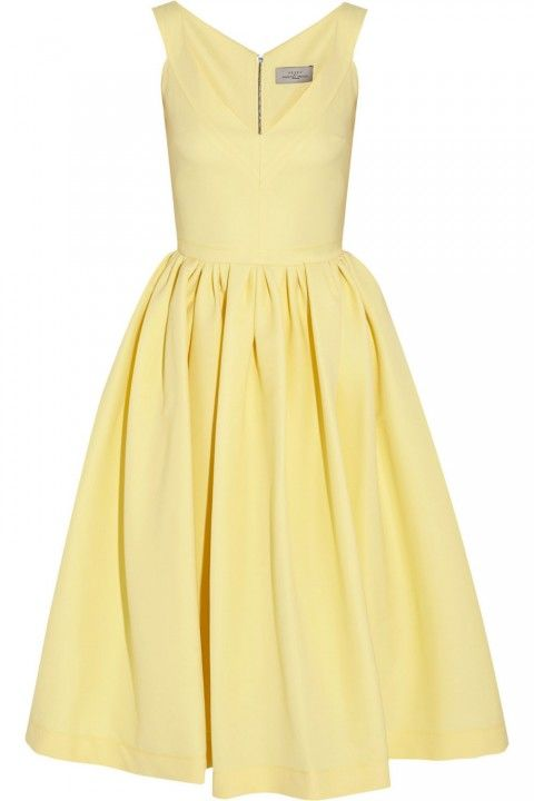 Wedding Guest Dresses - Preen By Thornton Bregazzi Stretch Crepe Gown
