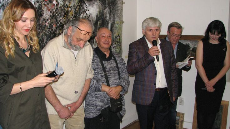 Valentin Scărlătescu la Galeria Romană