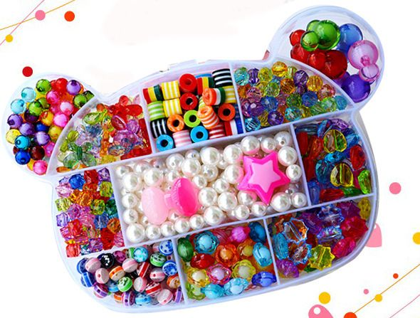 Find More Beads Information about Children handmade colored Bear Colorful Acrylic bead Spacer Ball making jewelry diy beads stone rondelle mixed 11 grid box,High Quality beaded bodice wedding gown,China bead components Suppliers, Cheap box manufacture from Playful beauty department store on Aliexpress.com