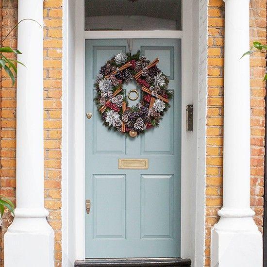 Exterior | Festive west London home | House tour | housetohome.co.uk