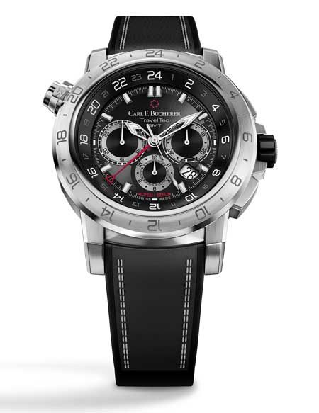 C.F.Bucherer-Patravi-Traveltec-II