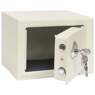 #Beige key operated home security money/cash safe #strong #steel design ce approv,  View more on the LINK: http://www.zeppy.io/product/gb/2/301675930329/