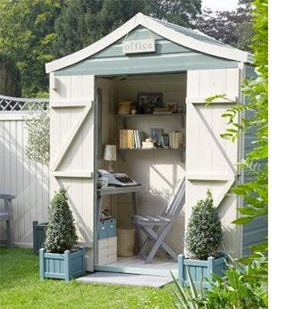 garden shed wendy house small home office ideas