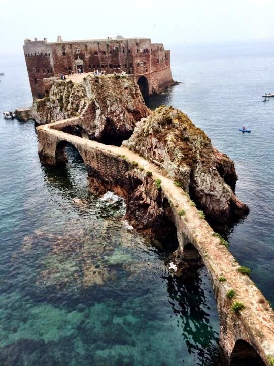 Pic of the Week: Berlenga Grande, Portugal