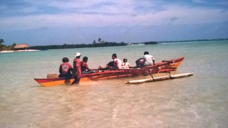 Lindsay Essay | Te Wa, Kiribati's Way to the Water