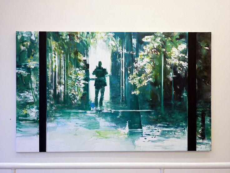 Amsterdam Art Weekend 2013, deel 1 - KunstbeeldKoen Vermeule