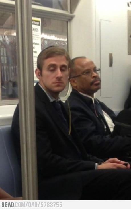 The lost son of Ryan Gosling and Steve Carell...omg how does is look exactly like both of them??