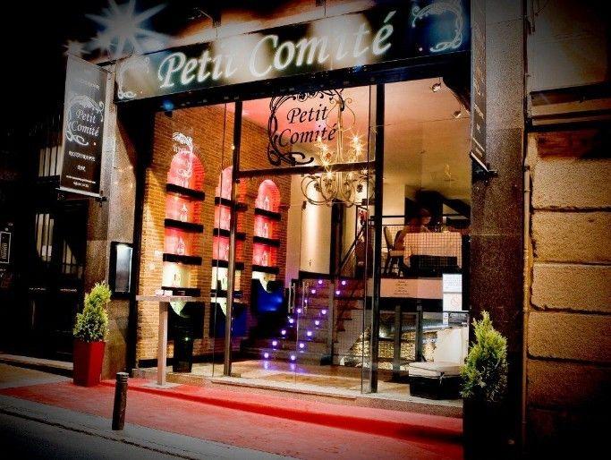 ¡Nuestro restaurante en la Calle de La Reina, 15 en Madrid!