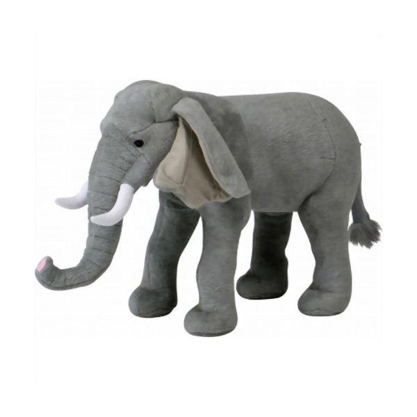 アニマルぬいぐるみ ゾウ