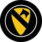 1st CAV CAVALRY US Army LOGO LIGHT SET FOR CYCLES or AUTO DOORS