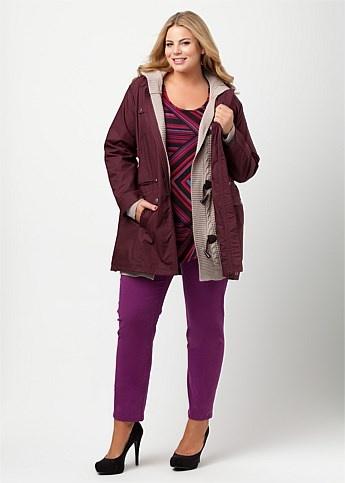 #Virtu Sloane Jacket #plussize #curvy