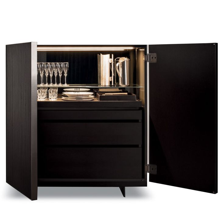 . Contemporary storage cabinets and modern sideboards at SWITCHMODERN.com