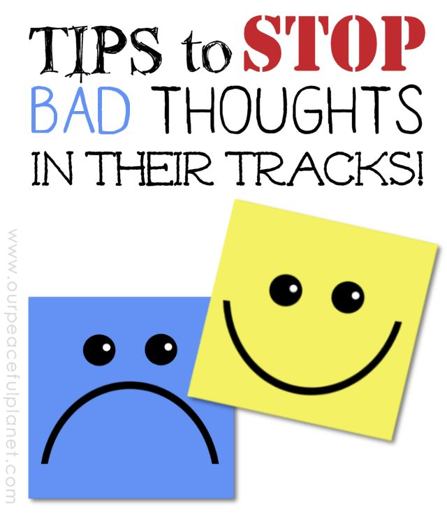 If you're a typical person and struggle with having negative thoughts more than you would like to these simple tips can be a huge help! Several require nothing extra at all so pick the ones that work best for you and move towards a more joyful life!