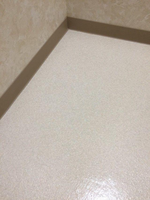 クッションフロア トイレの床 の黒ずみが簡単にキレイに 2020