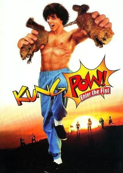 Kung Pow! Enter the Fist - Wikipedia