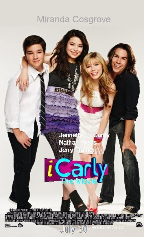 Watch iCarly - Season 3 online in HD quality for free on