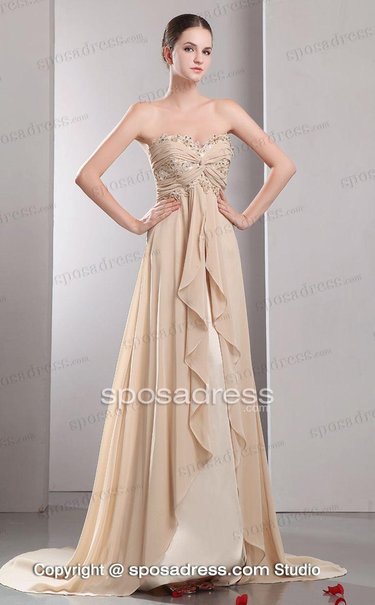 57 besten Colored Wedding Dresses Bilder auf Pinterest   Wedding ...