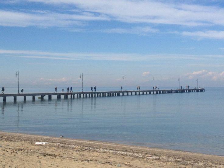 Παραλία Περαίας (Perea Beach)