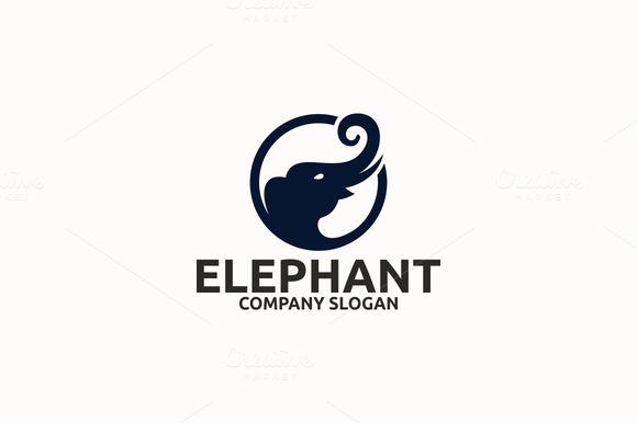 Elephant logo @creativework247