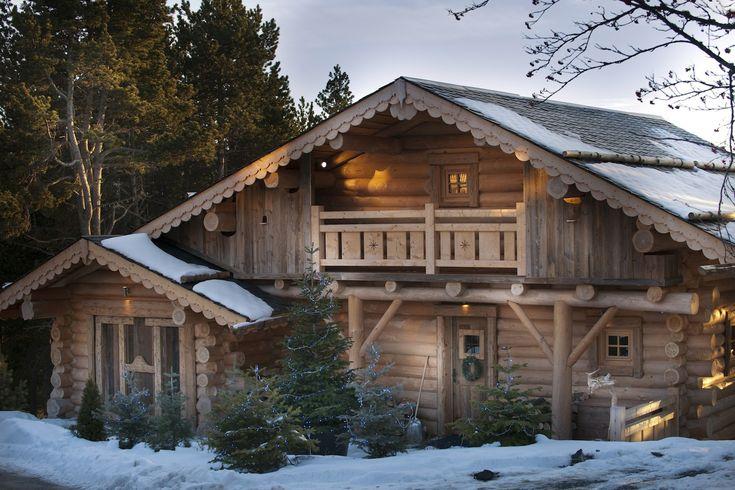 Oltre 1000 idee su case di montagna su pinterest garage for Piani di progettazione di stoccaggio garage