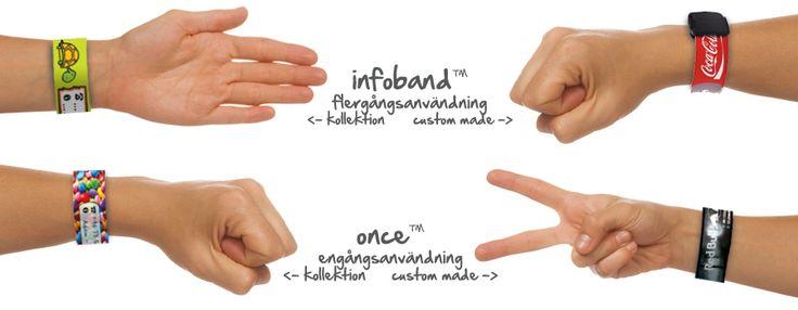 Infoband sponsrar