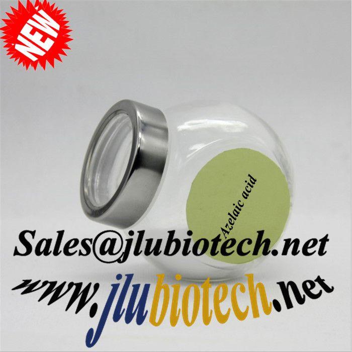 Cosmetic Ingredient Azelaic acid Powder Online Sale sales@jlubiotech.net