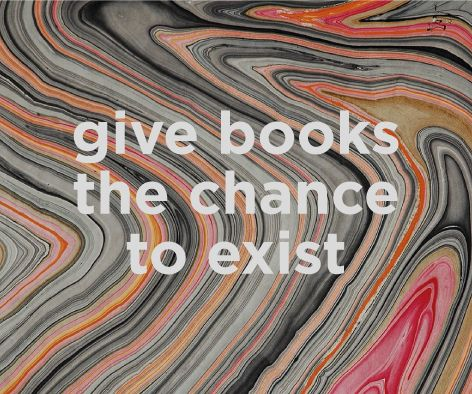 Give books the chance to exist bit.ly/crowd_books