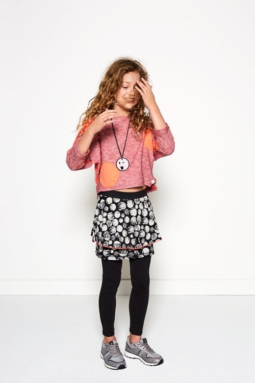 No Doubt. Just Dots! - Girls | Fashion | Photography | Top | Print | Patchwork | New Collection | Summer | Skirt