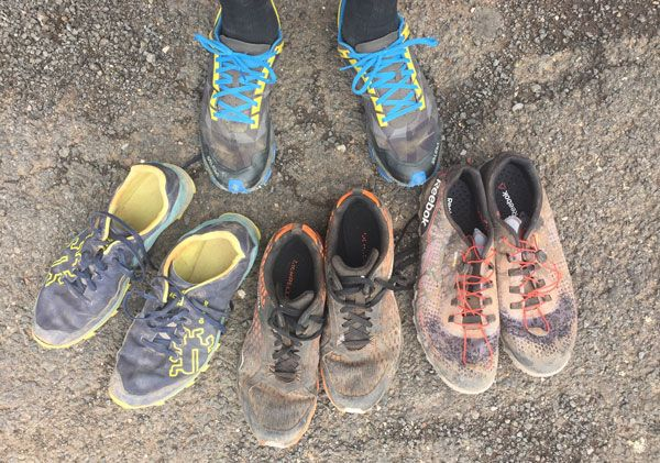 OCR 101: How to Find the Right Obstacle Racing or Mud Run Shoe