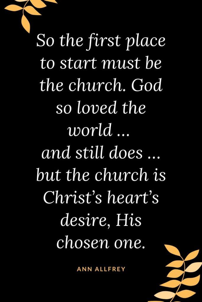 50 Church Quotes Church Quotes Quotes Christian Quotes