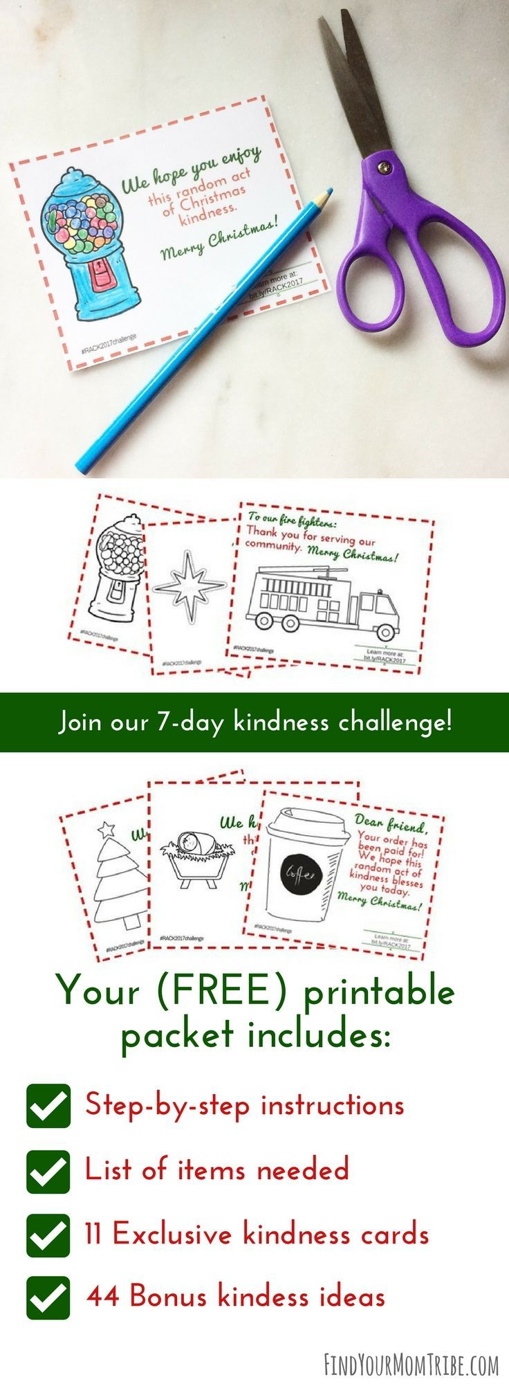 I cannot WAIT to do these Random Acts of Kindness activities with my kids! Sign up to get your free Random Acts of Christmas Kindness printable packet! SO fun! #Christmas #Christmasactivities #Christmasprintable #freeprintable #randomactsofkindness #randomactsofChristmaskindness #Christmasideas #Christmascraftsforkids #Christmascrafts #KeepChristinChristmas #TruemeaningofChristmas