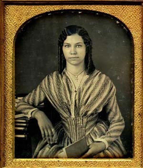 Creole woman.