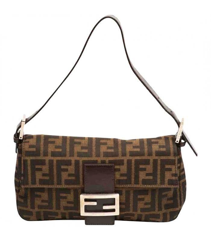The Designer Bag We Re All Buying Secondhand Out Of Choice Fendi Mini Bag Bags Designer Fashion Fendi Handbag