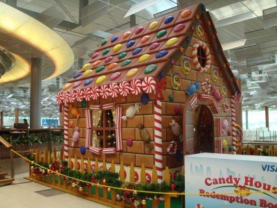 Candy House Pictures Realistic Look At Hansel And Gretel