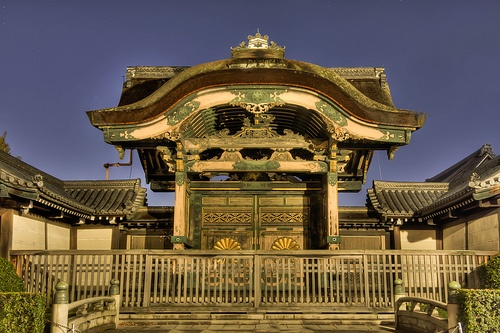 Budhist Temple in New England