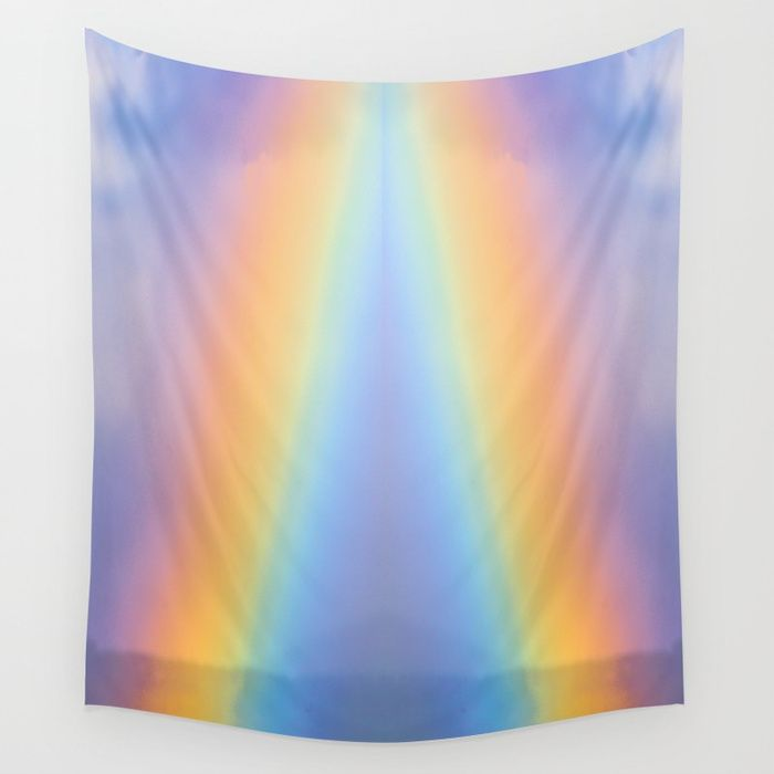 Our lightweight Wall Tapestries feature vivid colors and crisp lines, giving you an awesome centerpiece for any space. Our tapestries aren't just wall hangings either - they're durable enough to use as tablecloths or picnic blankets. Tip: try searching for mandalas, florals, black, pink or any of your favorite colors or styles.      - Available in three sizes   - 100% lightweight polyester with hand-sewn finishes   - Suitable for indoor and outdoor use   - Easy to hang,