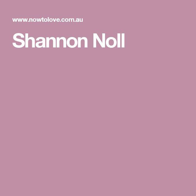 Shannon Noll