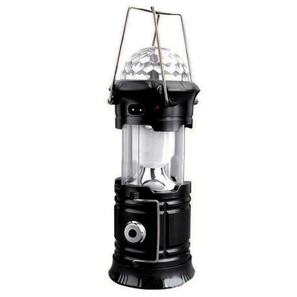 Outdoor Power Bank Stage Light Flashlight Camping Lantern CampingLantern