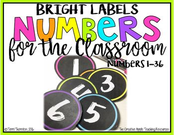 Whether you are wanting to label cubbies, clothespins, or table caddies, these labels are adorable! Just print in color or save color and print the black/white option on bright paper.More Bright & Black Classroom Decor coming soon to the shop! Be sure to follow my star to stay updated.