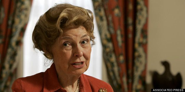 Phyllis Schlafly Claims Women Paid The Same As Men Won't Find Husbands