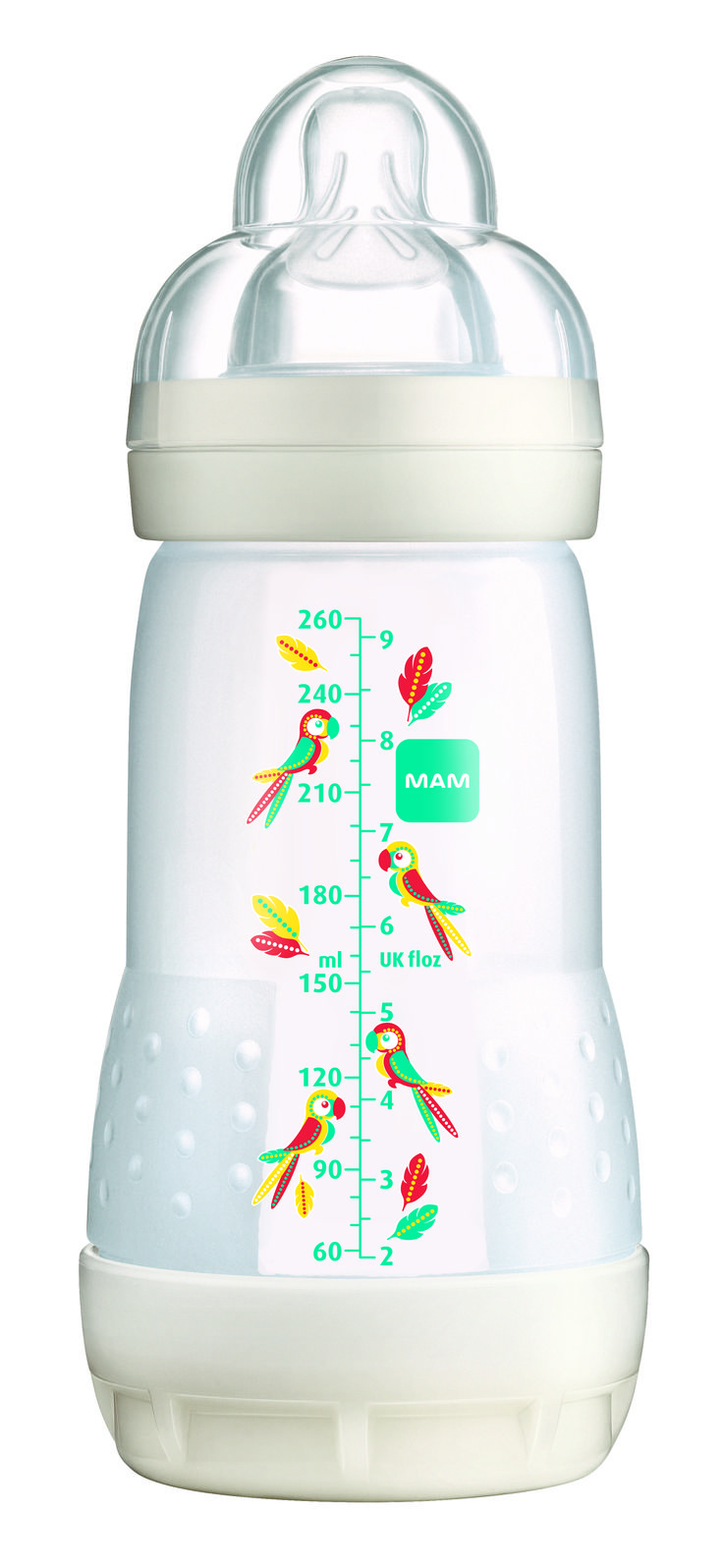 MAM First Bottle anticolic 260ml