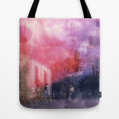Munich Tote Bag by Angela Bruno - $22.00 #bag, #totebag, #tasche, #borsa