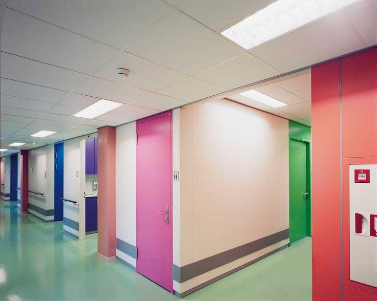 Martini ziekenhuis in groningen door burger grunstra for Interieur architecten
