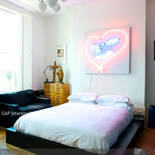 101 best Licht images on Pinterest Light fixtures, Hanging lamps - schlafzimmer beleuchtung led
